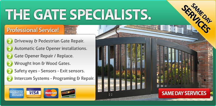 Gate Repair Erie CO